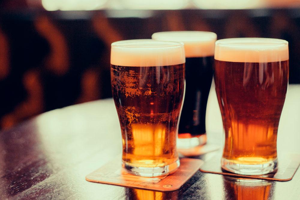 Cerveza de importación en Palencia